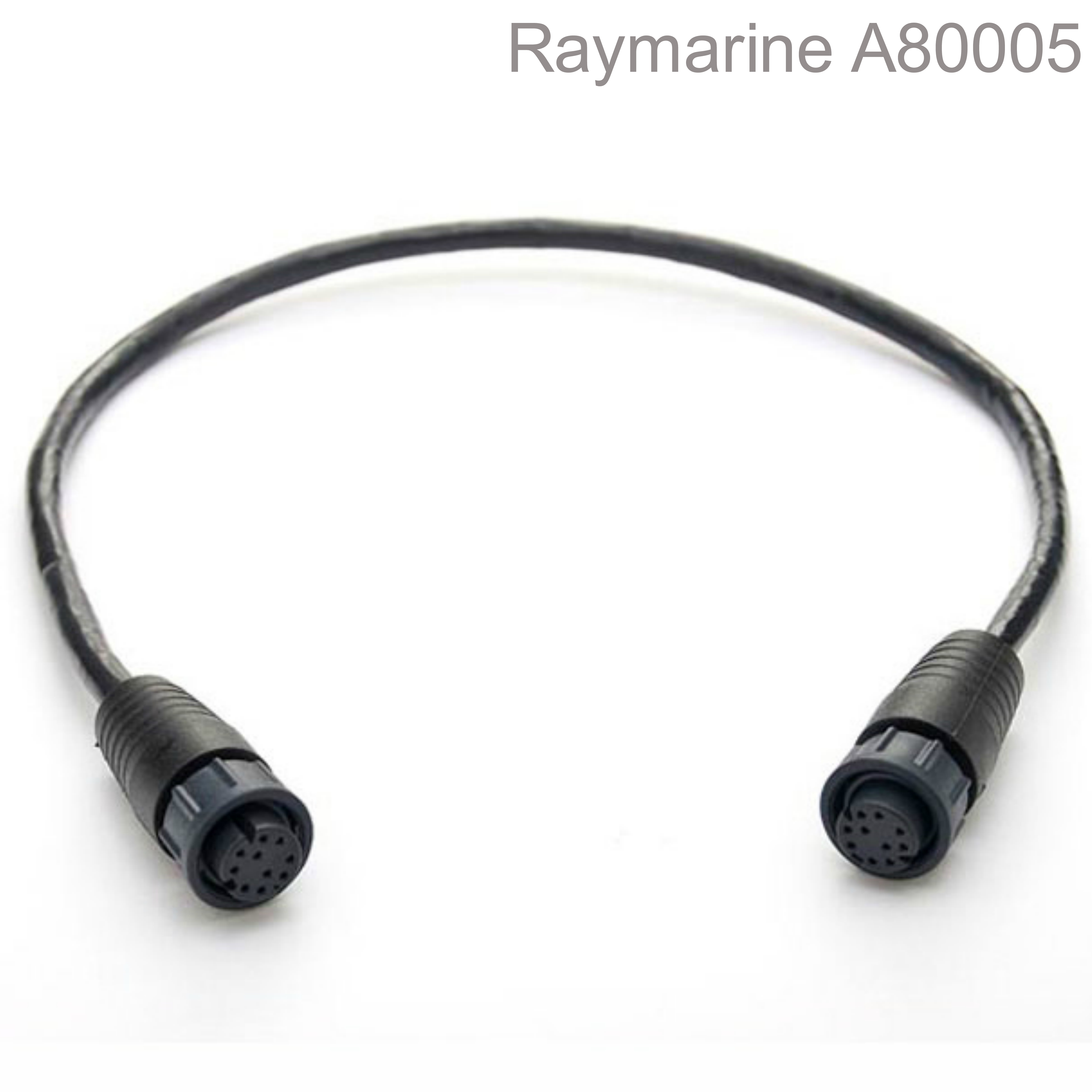Raymarine-A80005|RayNet to RayNet Cable|5m|Female To Female|For Marine & Boats