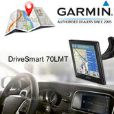 "Garmin DriveSmart 70LMT | 7"" GPS SatNav 