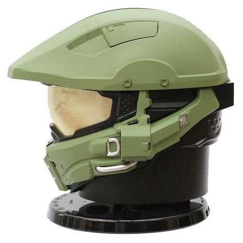 Halo Master Chief Bluetooth Wireless Speaker|Portable Media Player|10W Subwoofer Thumbnail 3