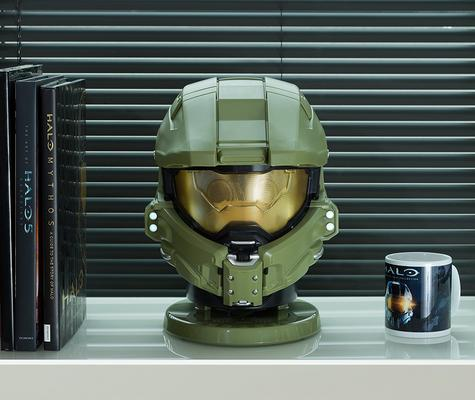 Halo Master Chief Bluetooth Wireless Speaker|Portable Media Player|10W Subwoofer Thumbnail 5