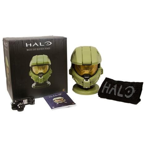 Halo Master Chief Bluetooth Wireless Speaker|Portable Media Player|10W Subwoofer Thumbnail 6
