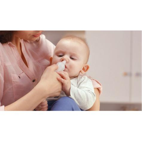 Omron DuoBaby 2-in-1 Electric Inhalators Compressor Nebulizer with Nasal Aspirat Thumbnail 4