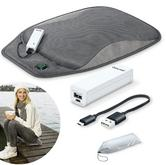 Beurer HK47 Mobile Heated Seat Pad With Powerbank|3 Heat|Charging Cable|Bag|New|