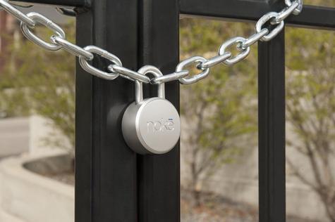 Noke FNAPS Smart Padlock|Bluetooth|Waterproof|Bike Backgate Smartphone Security Thumbnail 6