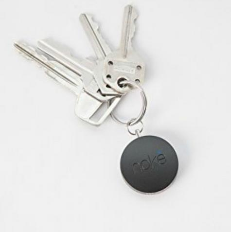 Noke NAKF Keyfob Bluetooth Smart Key|No Need Smartphone|Unlock Padlock & U-Lock Thumbnail 4