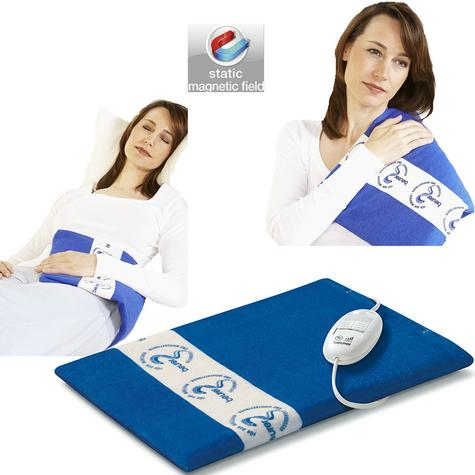 Beurer Rheumatherm Body Muscle Pain Relief Magnetic Turbo Heating Pad|100W|Blue| Thumbnail 1