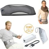 Beurer HK67 Mobile Heated Stomach Belt|Powerbank|Charging Cable|Storage Bag|New|