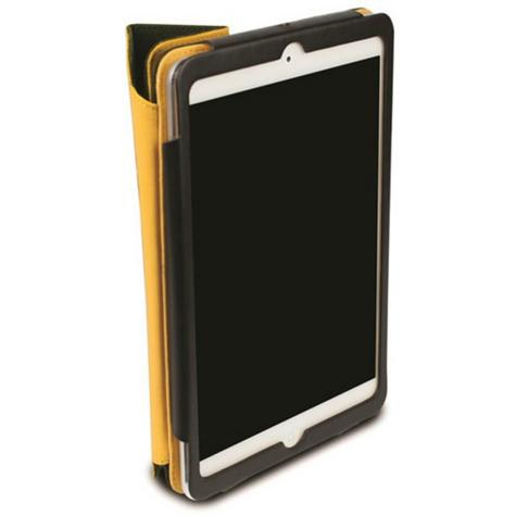 Krusell Textured Canvas Leather Case Cover | Water Splash Proof | iPad Air- Olive Thumbnail 2