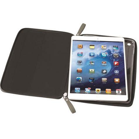 Krusell velvet look Tablet Flip Case Cover | Water Splash Proof | for iPad Air-Grey   Thumbnail 4