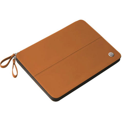 Krusell velvet look Tablet Flip Case Cover  | Water Splash Proof | Pad Air-Orange | Thumbnail 2