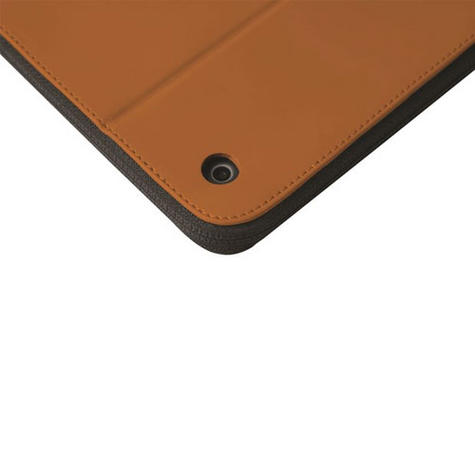 Krusell velvet look Tablet Flip Case Cover  | Water Splash Proof | Pad Air-Orange | Thumbnail 7