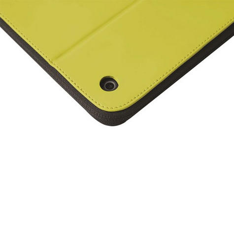 Krusell velvet look Tablet Flip Case Cover | Water Splash Proof | iPad Air 2-Yellow | New Thumbnail 7