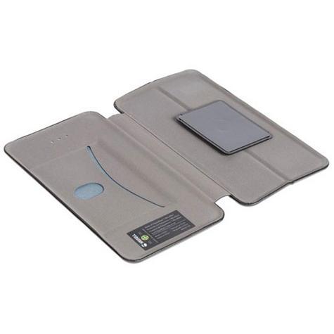 Krusell Orsa Folio Flip Case | Premium Leather Cover | Universal 4XL | SmartPhone | Black Thumbnail 5