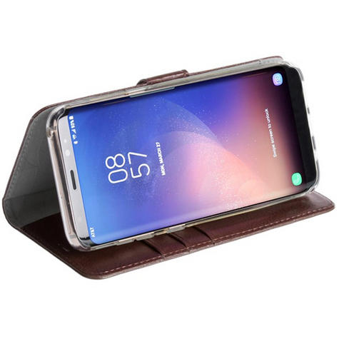 Krusell Ekero Folio Wallet + Flip Case | Slim Protective Cover | For Samsung Galaxy S8 Thumbnail 3