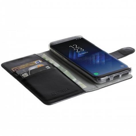 Krusell Ekero FolioWallet+Flip Case | Slim Protective Cover | For Samsung Galaxy S8 Plus Thumbnail 4