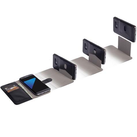 Krusell Ekero FolioWallet+Flip Case | Slim Protective Cover | For Samsung Galaxy S8 Plus Thumbnail 5