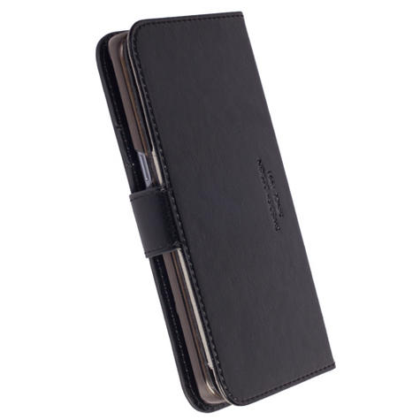 Krusell Ekero FolioWallet+Flip Case | Slim Protective Cover | For Samsung Galaxy S8 Plus Thumbnail 6