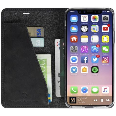 Krusell Sunne Folio Wallet + Flip Case | 4Card Protective Cover + Bill Pocket | iPhone X Thumbnail 3