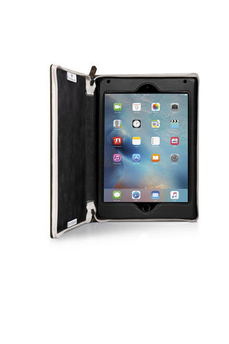 Twelve South 12-1518 BookBook|Leather Case|Handmade|for iPad Mini 2-3-4|- Brown Thumbnail 4