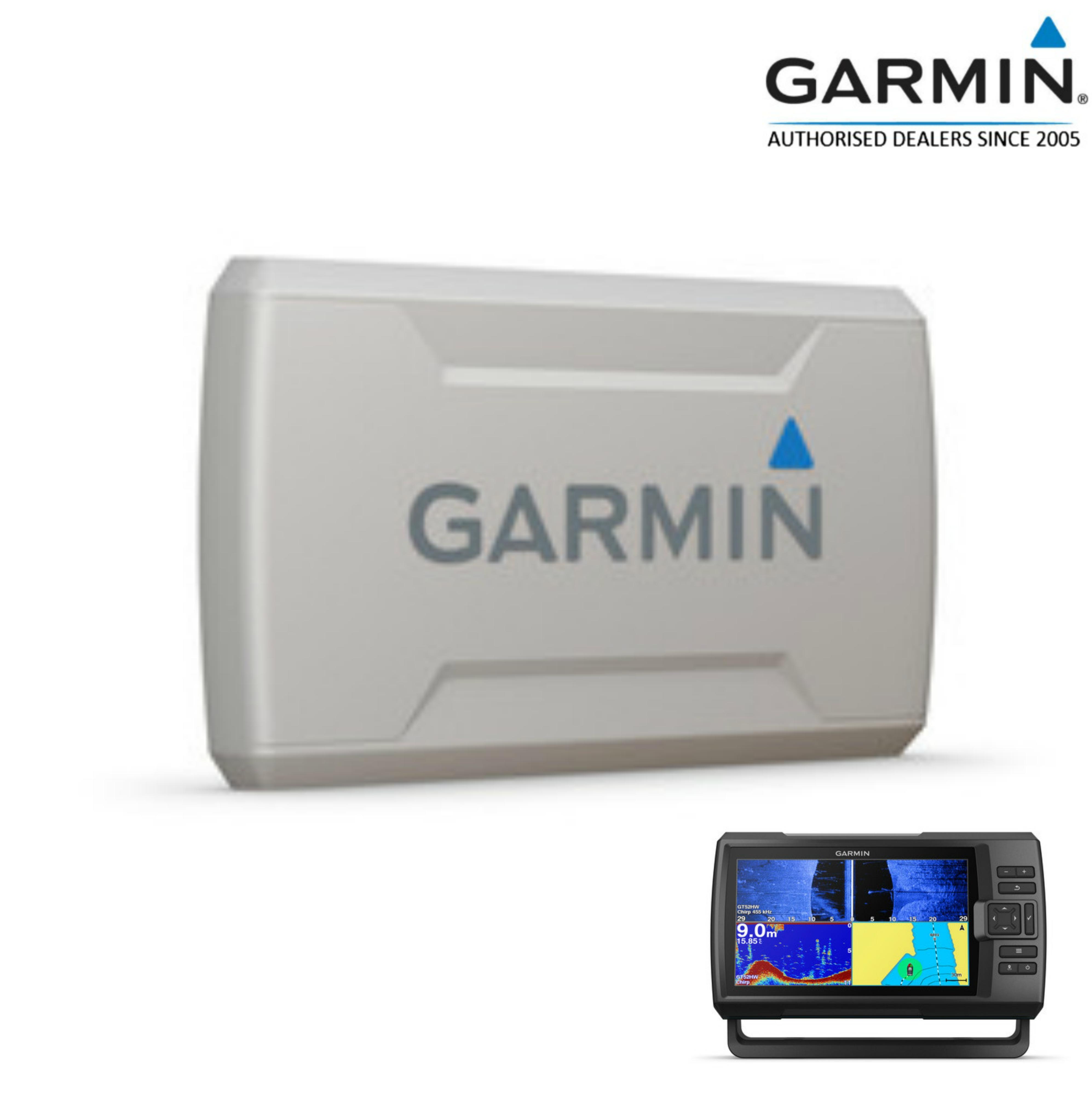 Garmin Dust Water Harsh Marine Environment Protective Tough Cover - STRIKER+ 9sv