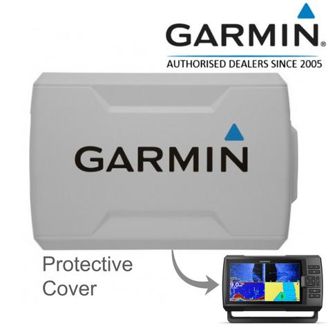 Garmin Dust Water Harsh Marine Environment Protective Tough Cover - STRIKER+ 9sv Thumbnail 1