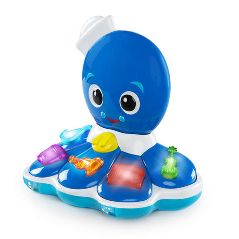Baby Einstein Octopus Orchestra | Baby/Kids Learning Activity Toy With Music+Light Thumbnail 2