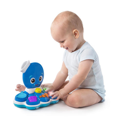 Baby Einstein Octopus Orchestra | Baby/Kids Learning Activity Toy With Music+Light Thumbnail 4