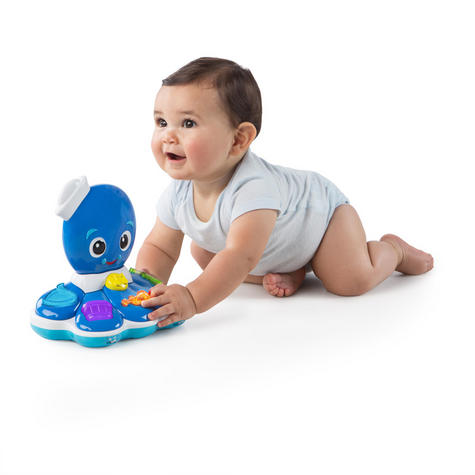 Baby Einstein Octopus Orchestra | Baby/Kids Learning Activity Toy With Music+Light Thumbnail 5