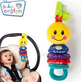 Baby Einstein Kids Carry Along Caterpillar Toy | With Music,Sound & Multi Language