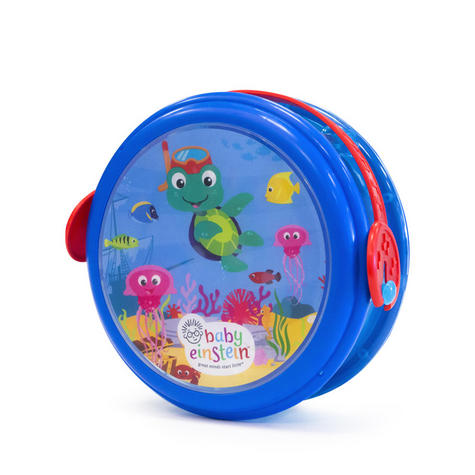 Baby Einstein Box Drum | Baby/Kids Musical Toy Set With Silly Sounds | x2 Fishes | New Thumbnail 5