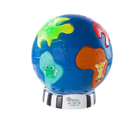 Baby Einstein Music Discovery Globe | Kids Learning Activity Toy With Light & Play Mode Thumbnail 3