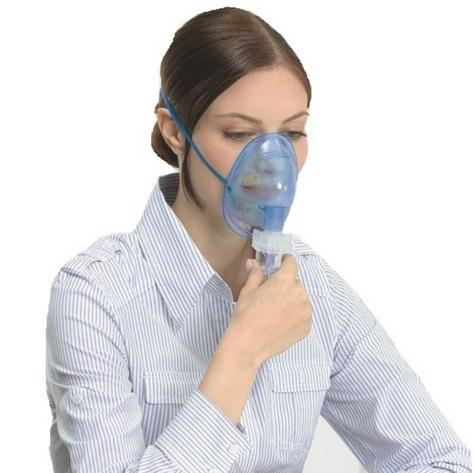 Beurer IH25 Compressed Air Nebulizer|Colds/Asthma|Upper-Lower Respiratory Tract| Thumbnail 5