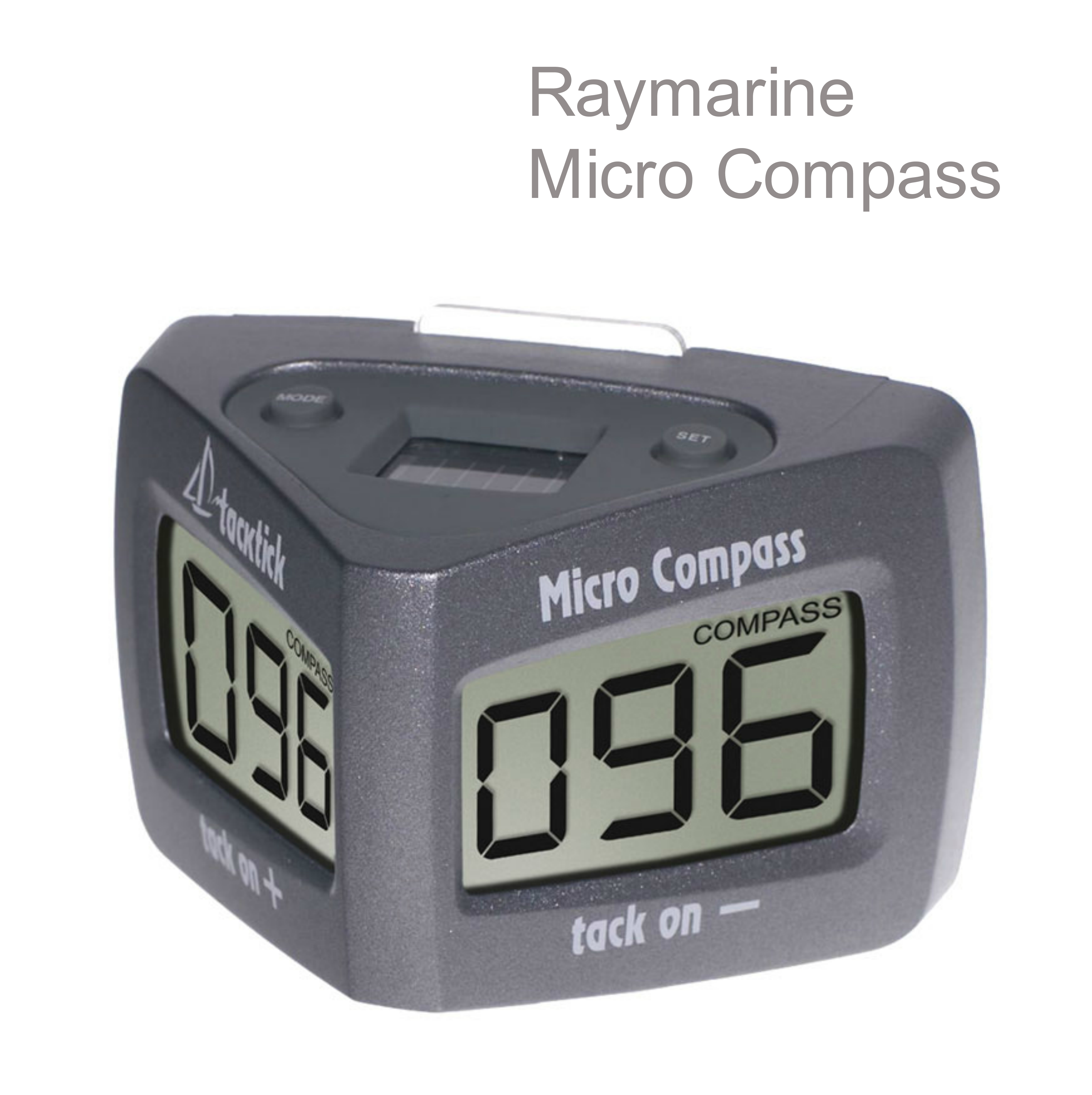 Raymarine T060 Micro Compass|Waterproof|Stable Figure|VMG|Wind Speed|For Marine