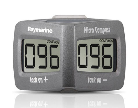 Raymarine T060 Micro Compass|Waterproof|Stable Figure|VMG|Wind Speed|For Marine Thumbnail 2