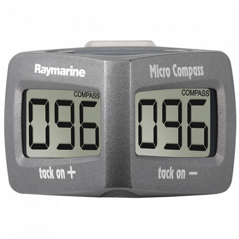 Raymarine T061 Micro Compass System|Waterproof|VMG|Stable Wind Speed|For Marine Thumbnail 3