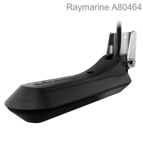 Raymarine RV-100 RealVision 3D Transom Mount Transducer?8m Cable?For Axiom Units Thumbnail 1