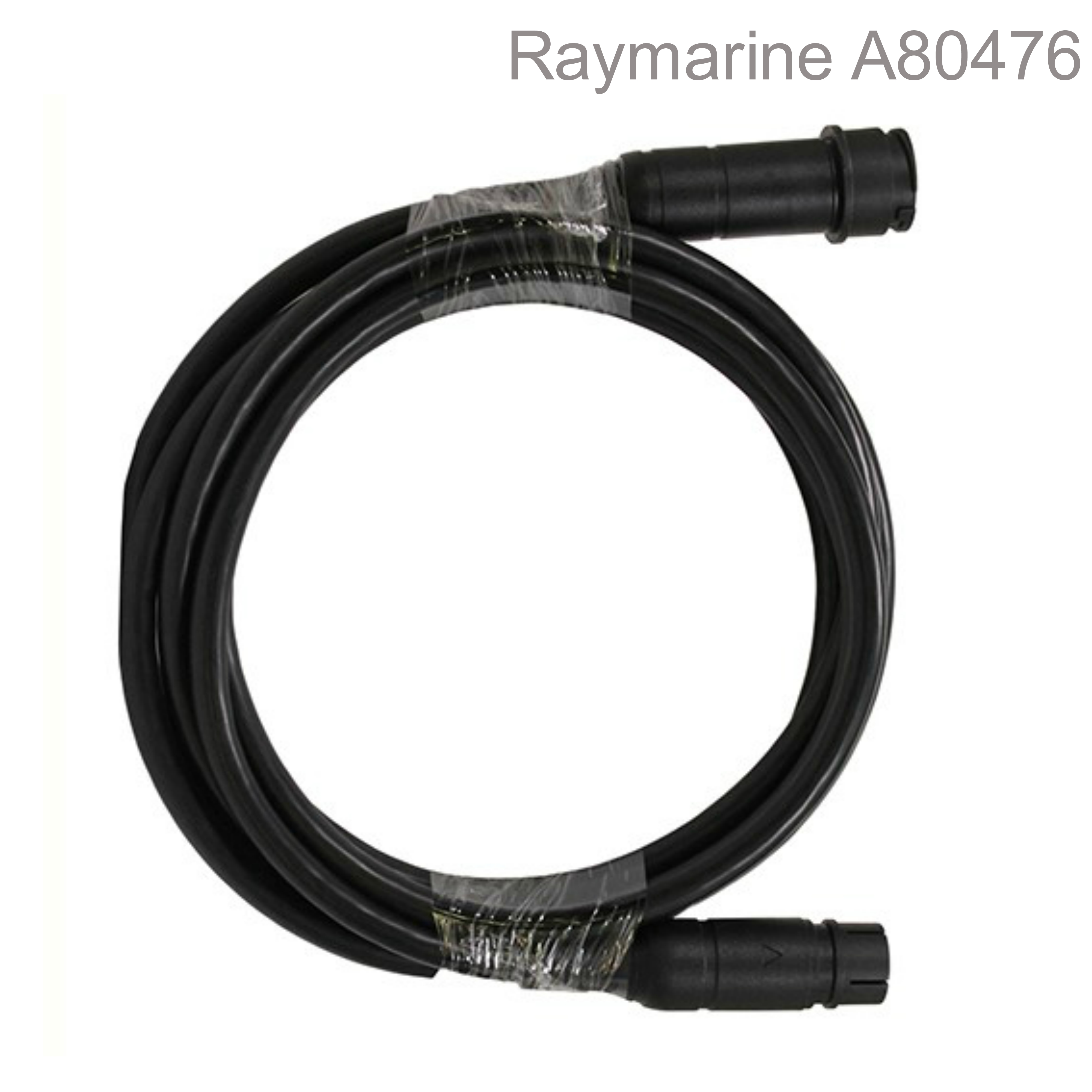 Raymarine A80476|RealVision 3D Transducer Extension Cable|5m|Twist-lock Connector|Waterproof
