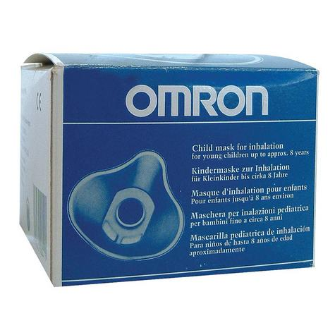 Omron Child Mask SEBS (C28,C29, C30, C801/KD) Thumbnail 1