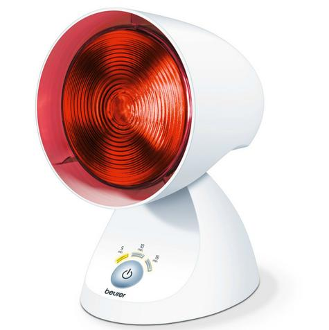 Beurer IL35 Infra Red Lamp|Colds Relief / Body Muscular Pain Therapy|Timer|150W| Thumbnail 2