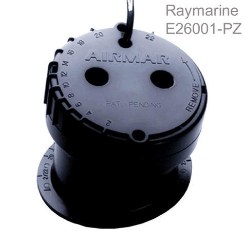 Raymarine P79-600W In Hull Depth Transducer|14m Cable|200 KHZ|Adjust 22º|For i40/50/ITC-5 Thumbnail 1