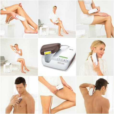Beurer IPL1000PlUS New SalonPro Hair Removal System For Face & Body-Easy & Safe Thumbnail 2