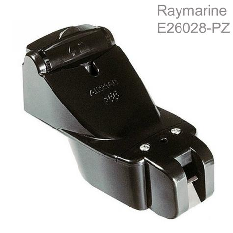 Raymarine E26028-PZ|P66 Transom Mount Transducer|Speed/ Depth/ Temp|50/200 kHz Thumbnail 1
