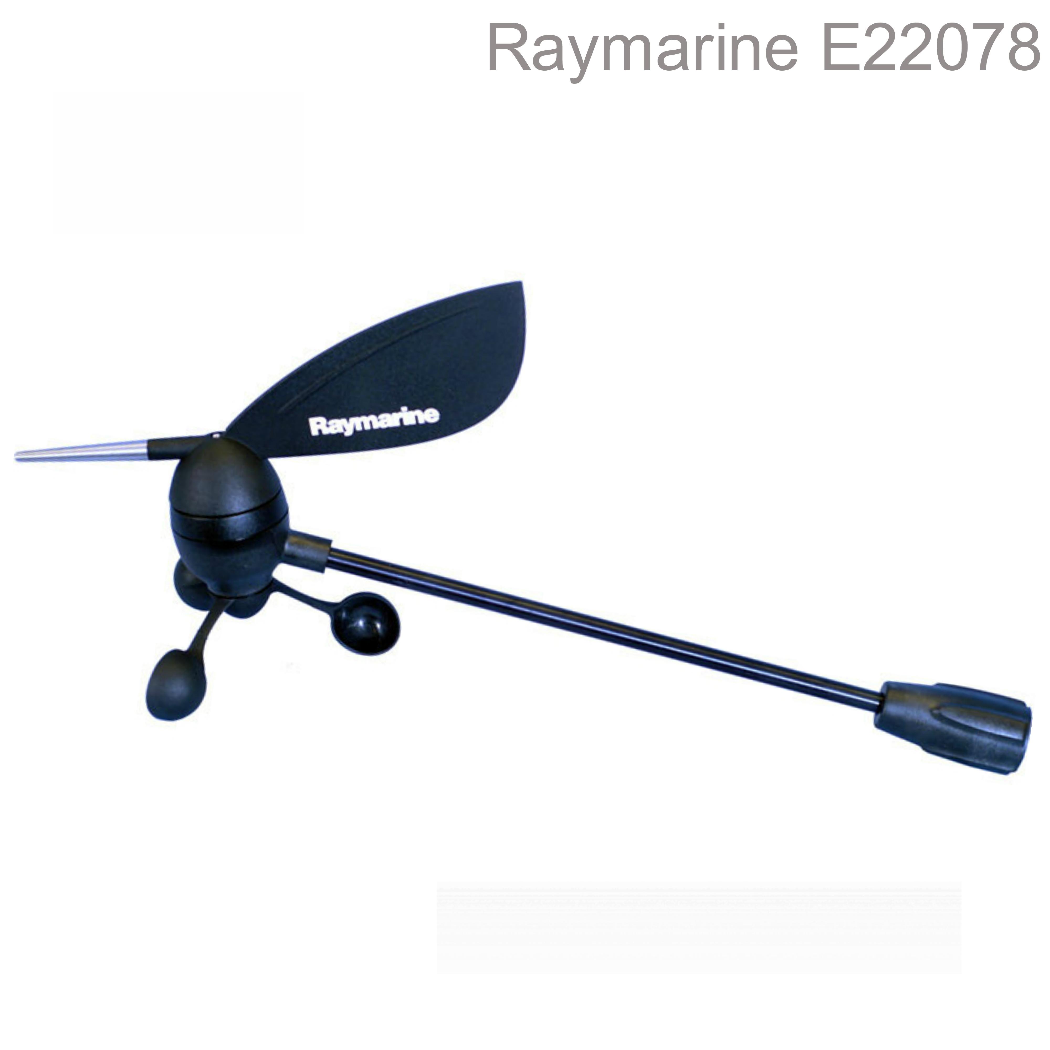 Raymarine-E22078 Short Arm Vane Wind Transducer W/ 30m Cable For ST60/i60/ITC-5