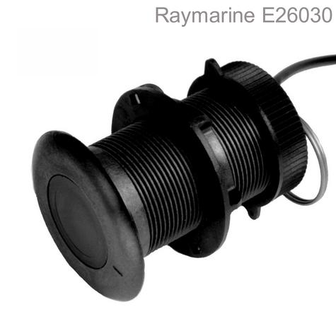 Raymarine D800/P17|Plastic Thru-Hull Depth Transducer- 2"