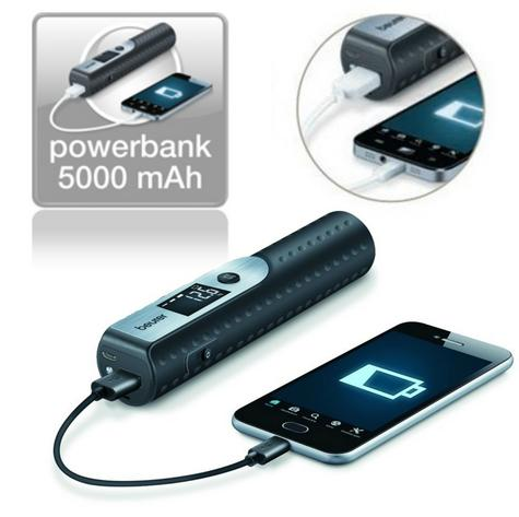 Beurer LS50 3 in 1 Travelmeister|Power Bank Charger|Luggage Straped Scale|Torch| Thumbnail 6