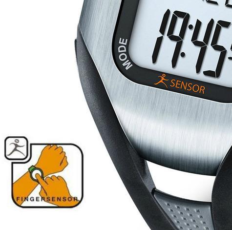 Beurer PM18 Heart Rate Monitor Pulse/Calorie/Fate Sports Wrist Watch Finger Sens Thumbnail 4