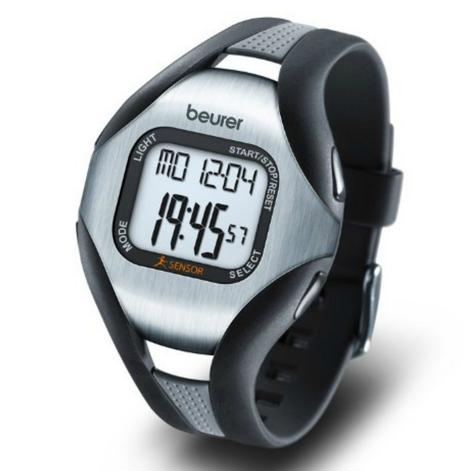 Beurer PM18 Heart Rate Monitor Pulse/Calorie/Fate Sports Wrist Watch Finger Sens Thumbnail 5