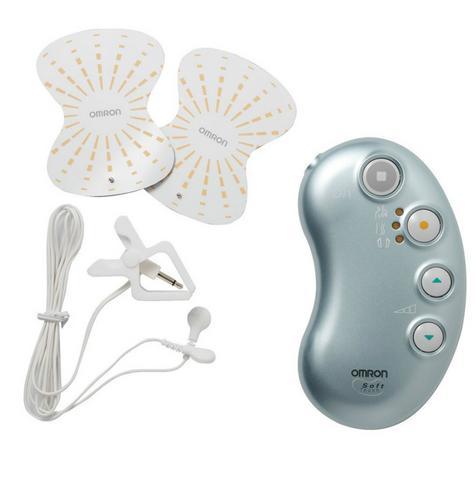 Omron Soft Touch HV-F158-E TENS Electronic Nerve Stimulator Machine Device - NEW Thumbnail 1