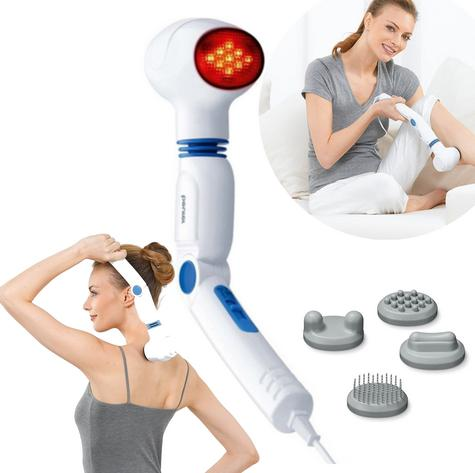 Beurer Infrared Depth Heat Body Muscles Massager|Relaxing Therapy|Rotating Head| Thumbnail 1