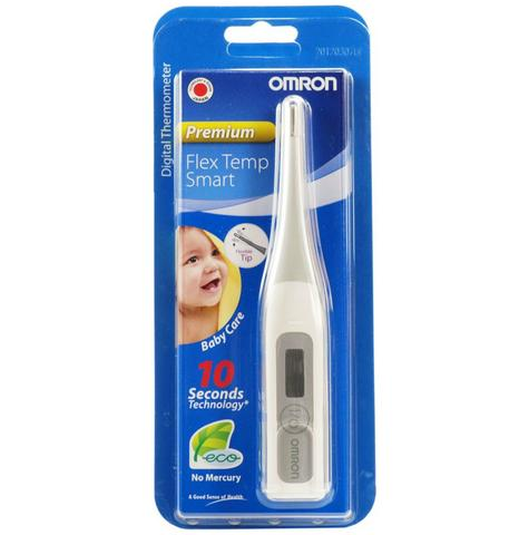 Omron Flex Temperature Smart Digital Thermometer For Whole Family - NEW Thumbnail 2